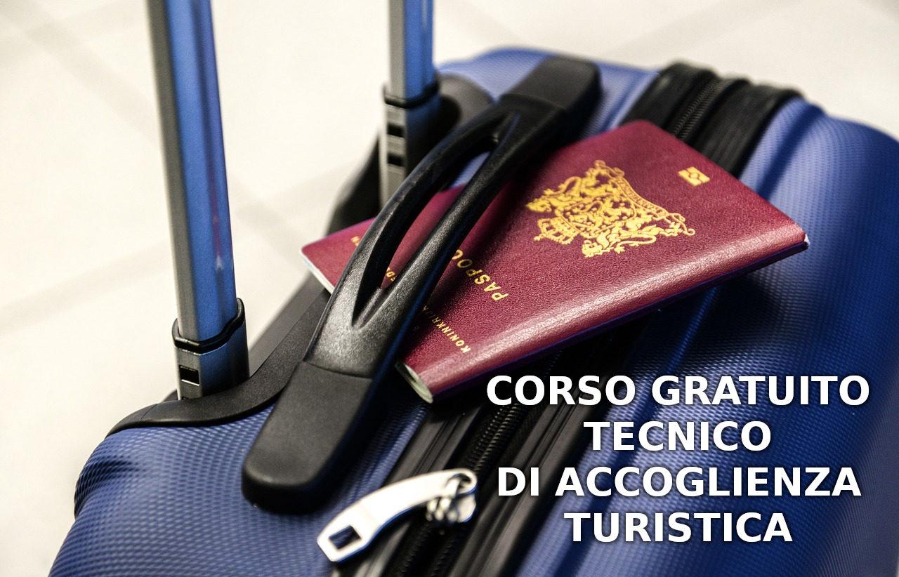 corso gratuito tecnico di accoglienza turistica